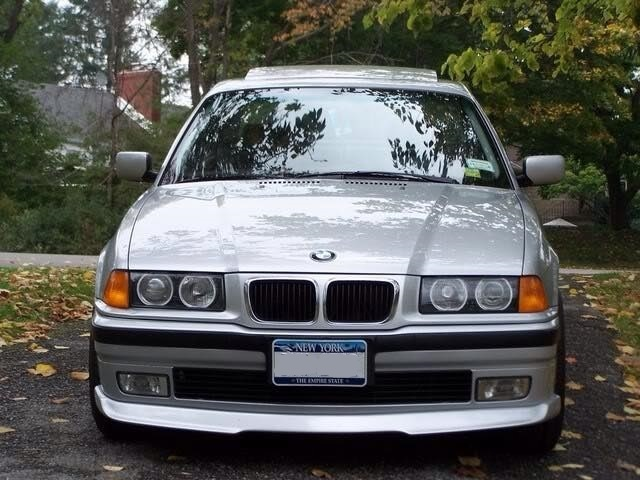 E36 Type H Front Splitter Bmw Racing Parts