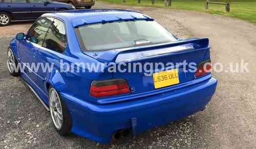 E36 Coupe Roof Spoiler