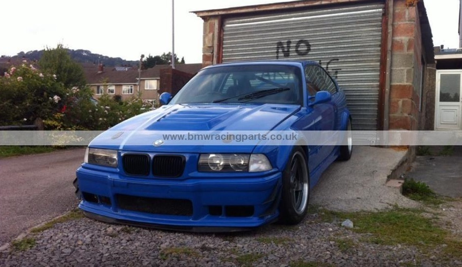 E36 Coupe Cabrio Wide Front Amp Rear Arch Extensions Bmw