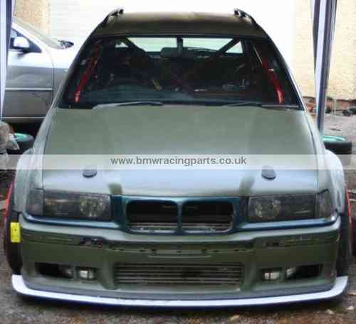 "E36 4 Door Lightweight ""Uber"" bonnet"