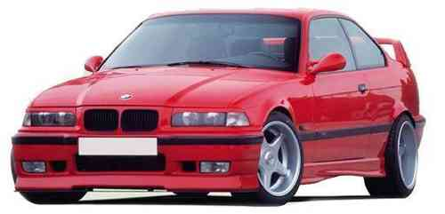 E36 2 Door Infinity Style Body kit