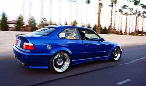E36 2 Door Infinity 2 Style Wide Arch Body kit