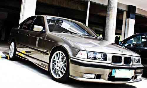 E36 Breyton Style Side Skirts (supplied in pairs)