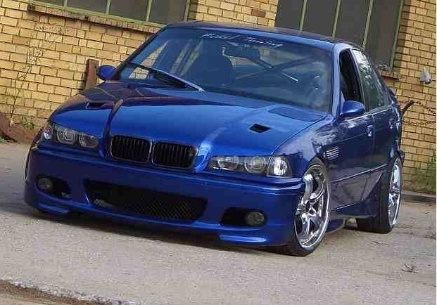E36 Quot E46 M Tech Quot Style Front Bumper Bmw Racing Parts