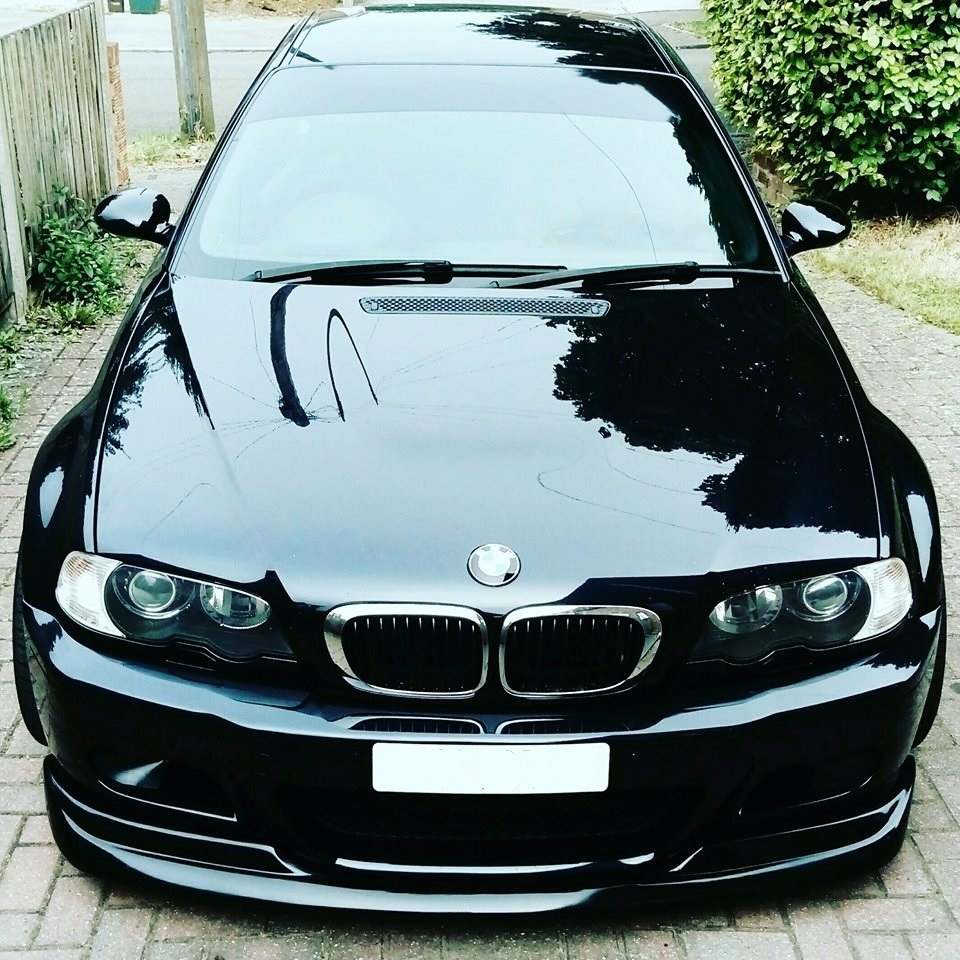 e46 m3 s style front spoiler bmw racing parts. Black Bedroom Furniture Sets. Home Design Ideas