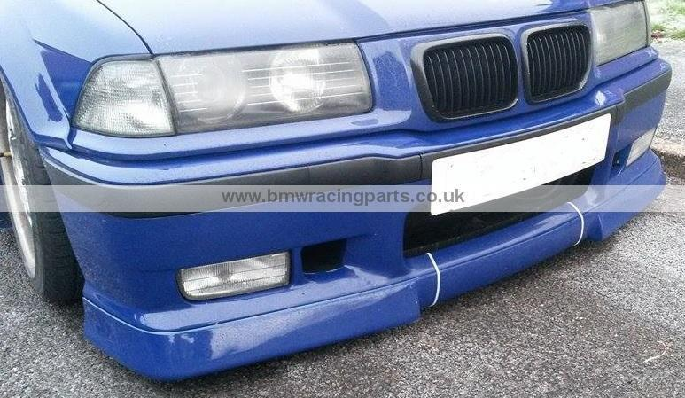 E36 New Style Front Splitter Bmw Racing Parts