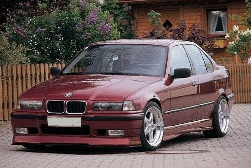 E36 4 Door Infinity Style Body Kit Bmw Racing Parts