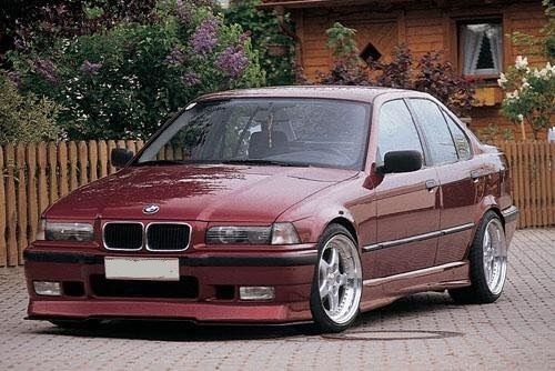 E36 4 Door Infinity Style Body kit