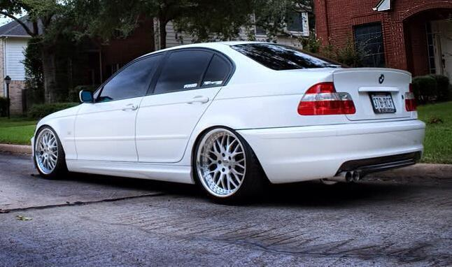 E46 Saloon Sport Style Side Skirts Supplied In Pairs Bmw Racing Parts