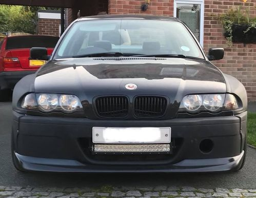 E46 Saloon/Touring Pandem Style Bodykit