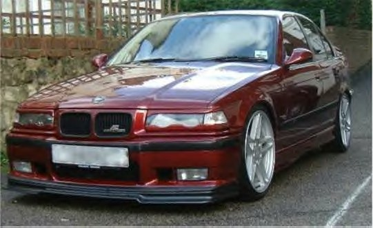 E36 M3 Gt Front Splitter Bmw Racing Parts