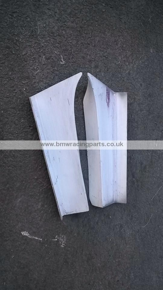 E36 Front Canards For M3 Bumper - Bmw racing parts