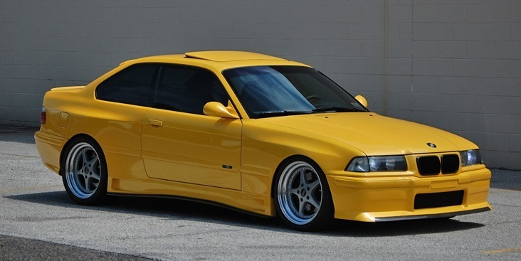 E36 Coupe Cls Style Wide Arches Bmw Racing Parts