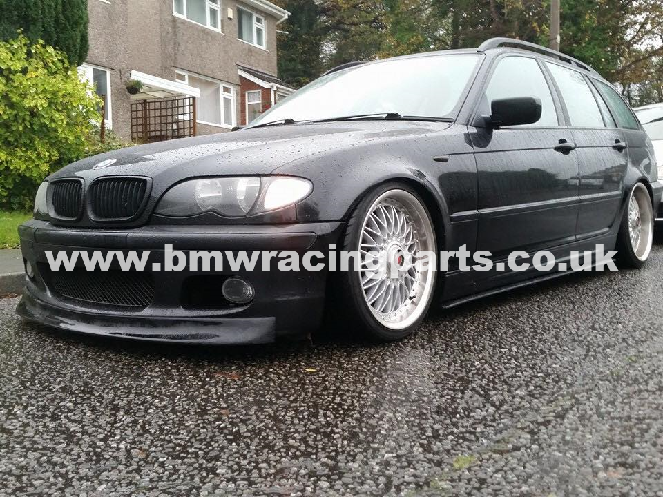 E46 Side Blades Bmw Racing Parts