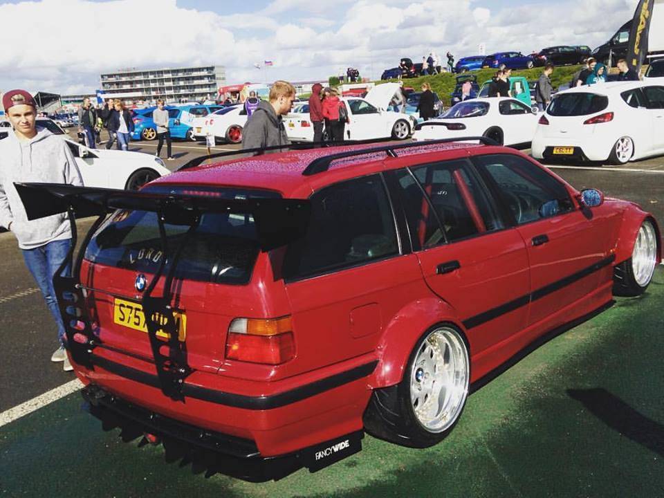 E36 Side Skirt Blades Supplied In Pairs Bmw Racing Parts