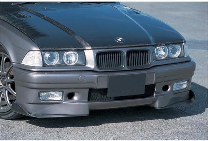 E36 Quot Glaube Competition Quot Style Front Bumper Bmw Racing Parts
