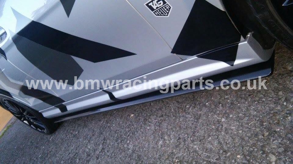 1 Series Side Blades Bmw Racing Parts