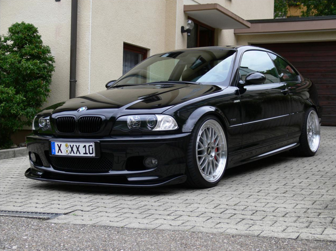 E46 M Tech 2 Type H Front Splitter Bmw Racing Parts