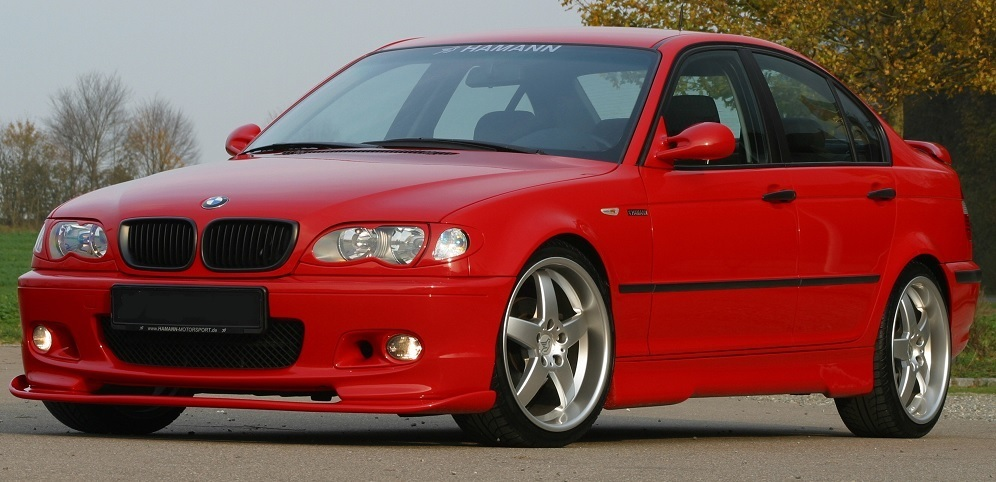 E46 M Tech 2 Type H Front Splitter Amp Fog Light Cover