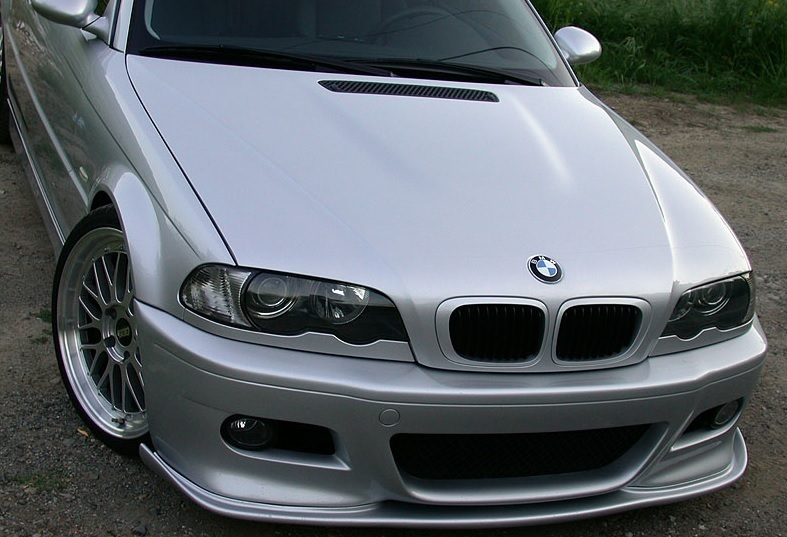 E46 M3 Type H Front Splitter Bmw Racing Parts