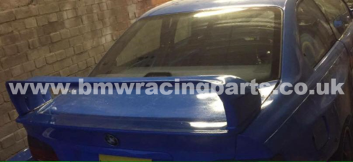 E36 M3 GT Rear Spoiler Raising Blocks