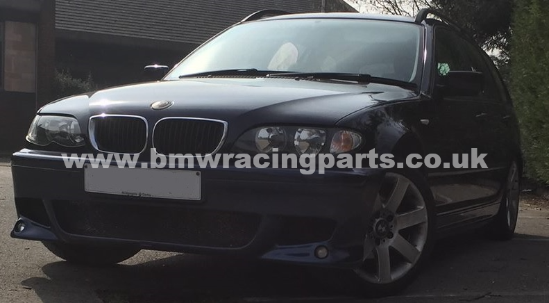 E46 Saloon Amp Touring Cl1 Front Bumper Bmw Racing Parts