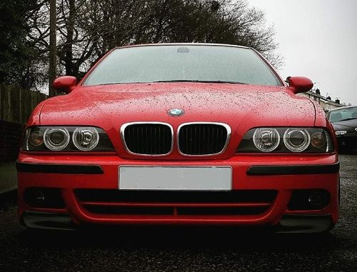 E39 CSL Inspired Corner Splitters To Fit M5 & Sport Bumper