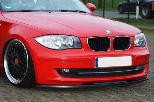 1 Series Basic front Splitter E81/E87 2007>