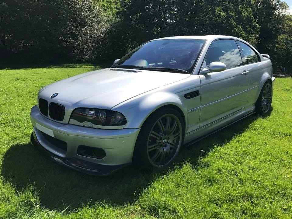 E46 M3 Lightweight Vented Front Wings Bmw Racing Parts