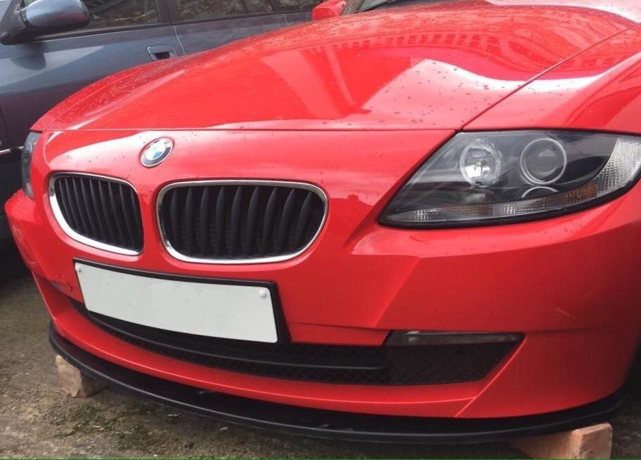Z4 E85 Basic Front Splitter Bmw Racing Parts