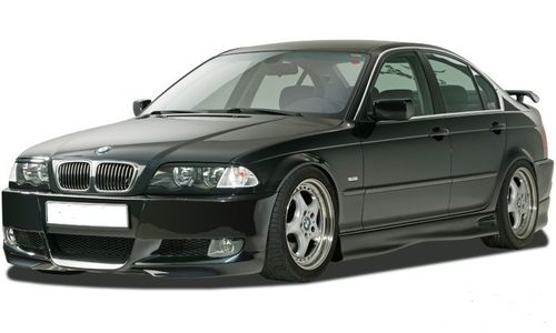 "E46 Saloon / Touring ""E92 Look""  bodykit"